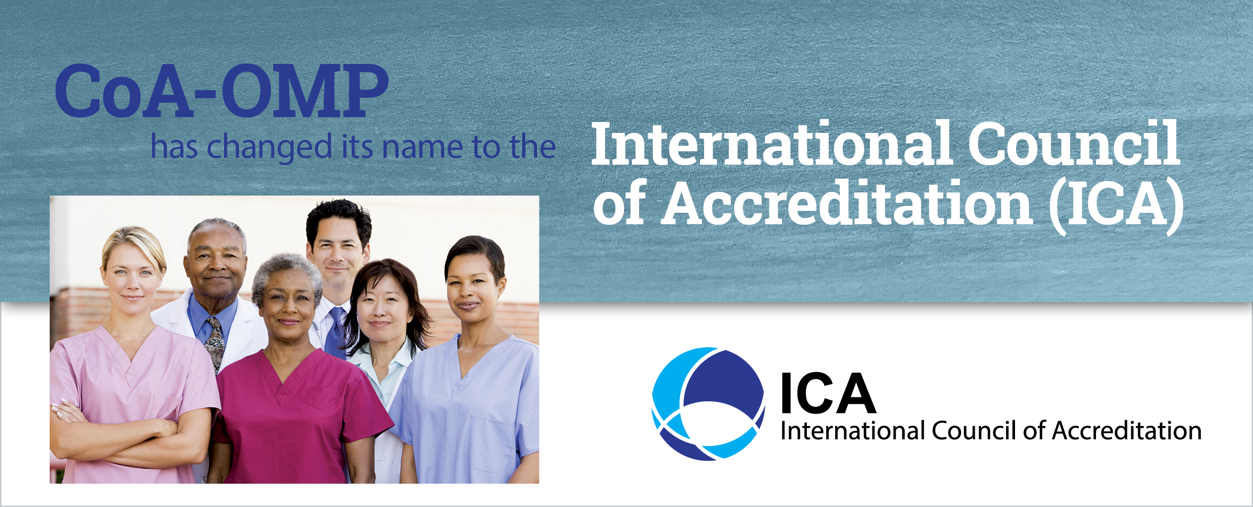ICA Name Change